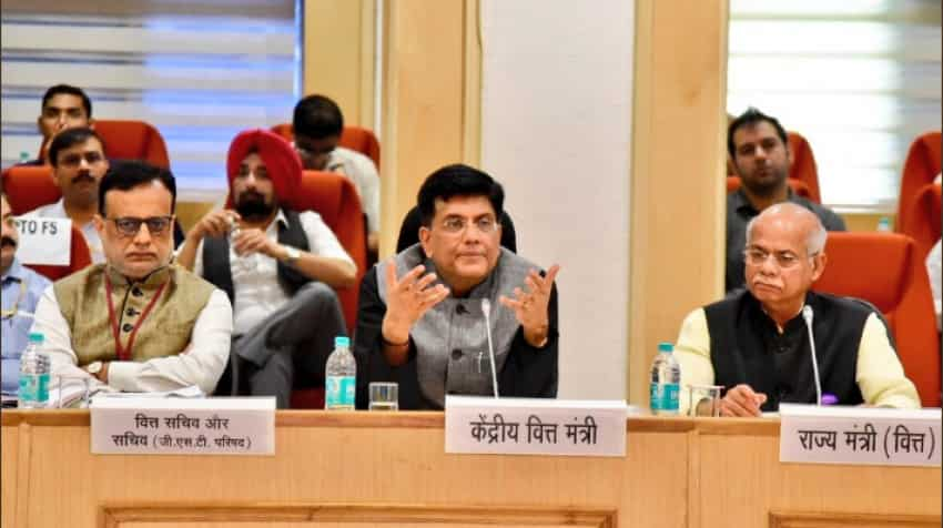Gst council meet from sanitary napkins to electronic products gst council meet from sanitary napkins to electronic products these items got relief from stopboris Choice Image