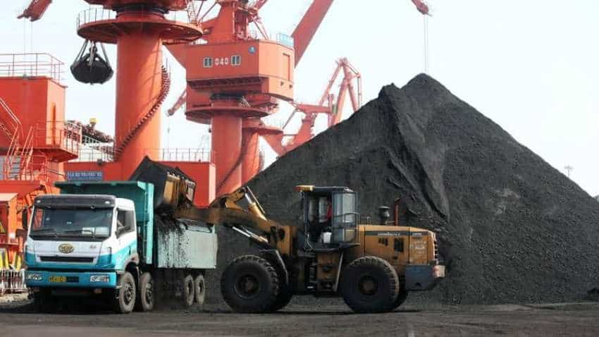 Major ports see 19 pc surge in thermal coal imports in April-June