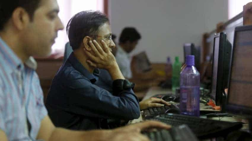 Sensex hits fresh closing high, Nifty ends at 11,084; Vedanta, Adani Ports top gainers