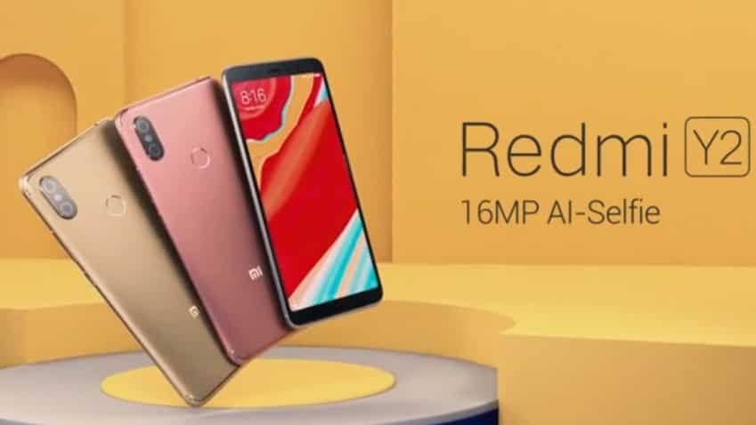 Redmi Y2 to go for sale tomorrow exclusively on Amazon; Know best deals