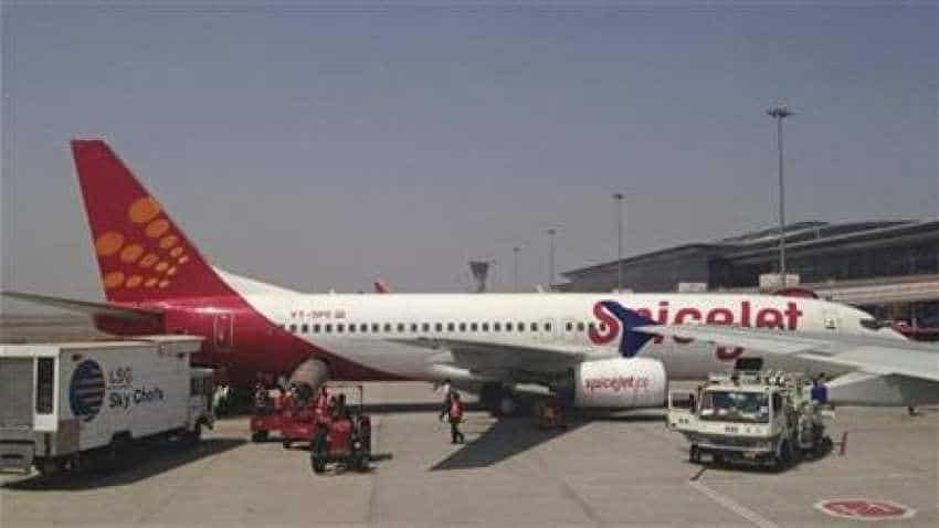Spicejet shares soar nearly 5 pc