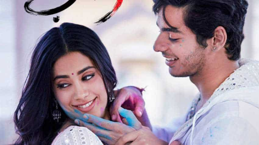 Dhadak box office collection: Janhvi Kapoor, Ishaan Khatter do a first in 2018