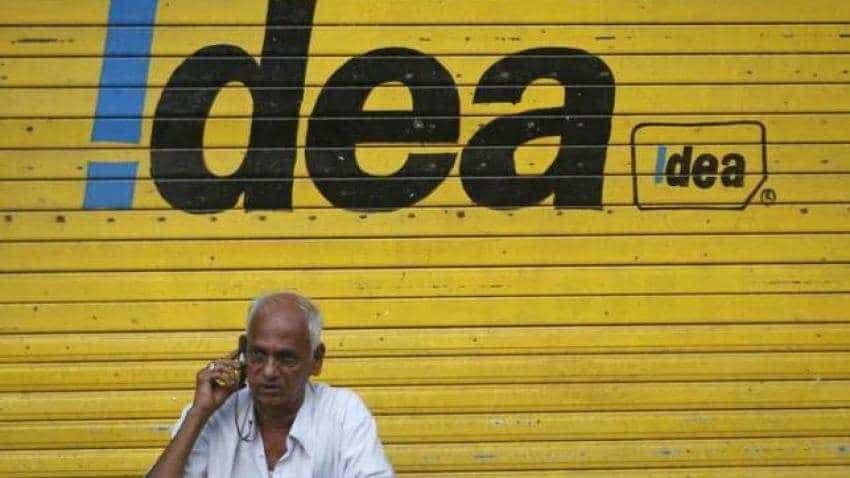 Telecom's mega merger gets ray of hope; Idea Cellular shares jump 18%
