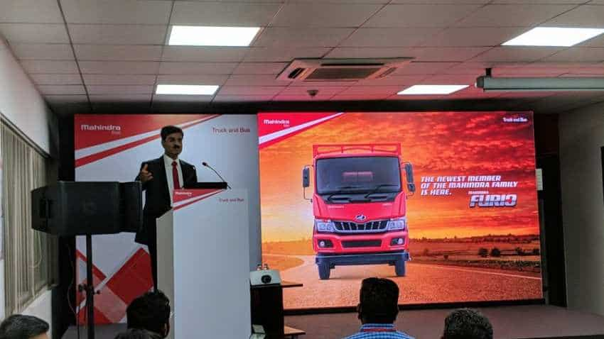 Mahindra forays into ICV segment, unveils Furio range of trucks