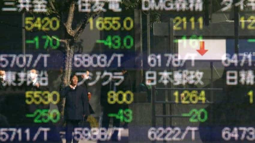 Asian markets gain on firmer Wall Street, China hopes; US yields elevated