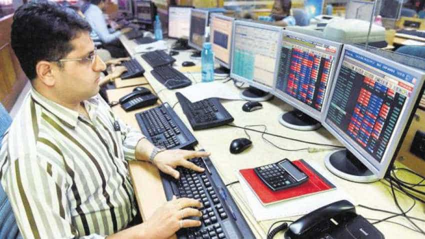 Sensex ends at record high for third day in a row; SBI, Adani Ports top gainers
