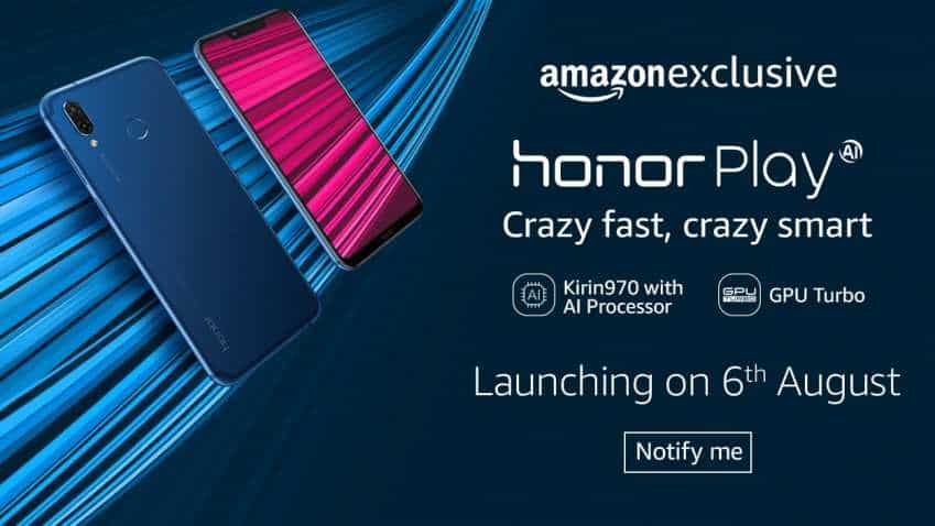 It's confirmed! After Honor 9N, Huawei will launch Honor Play on August 6 in India; Know price, specs and features