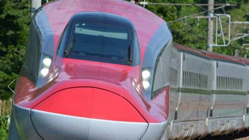 Noisy scenes in Lok Sabha over Mumbai-Ahmedabad bullet train