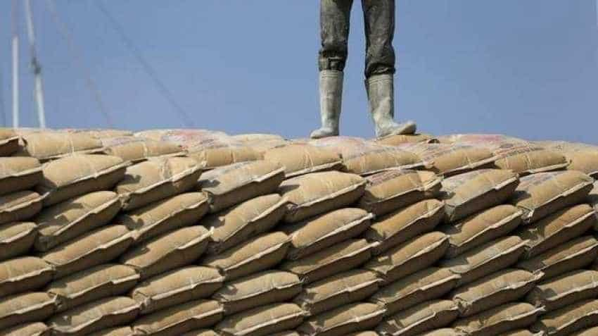 This cement stock surged 7% on strong June quarter numbers