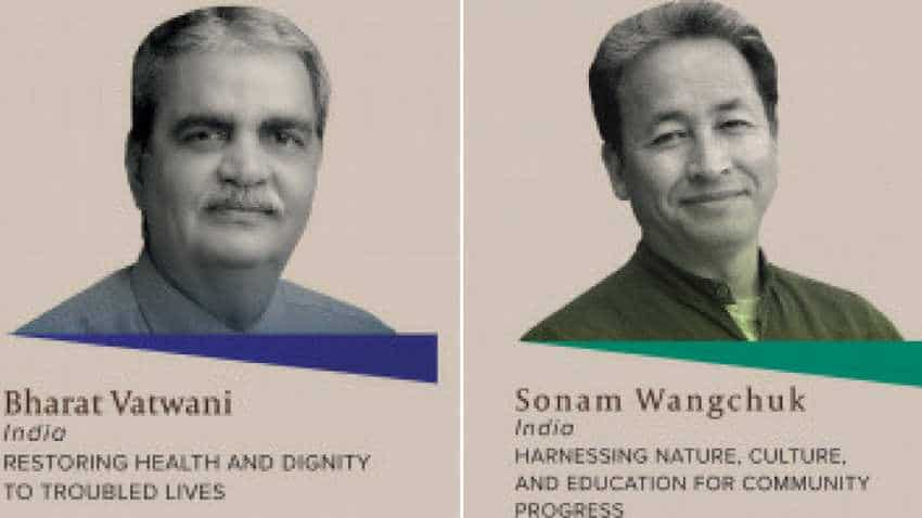Ramon Magsaysay Award winners: Two Indians in list
