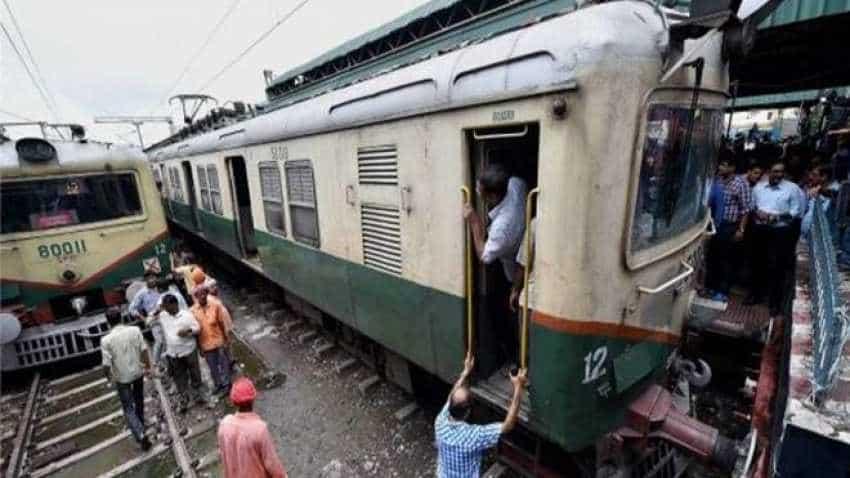 Indian Railways train averts derailment, as driver apply brake on time