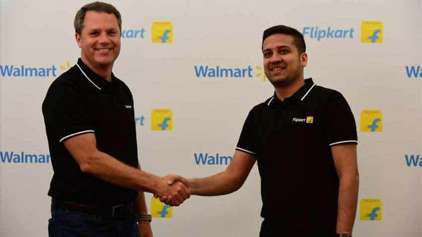 Traders' body to launch nationwide stir against Walmart-Flipkart deal
