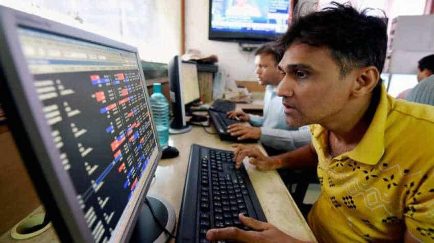 IndiGo, Axis Bank among top five stocks hogging limelight on Dalal Street