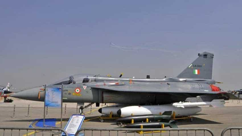 Tejas Aircraft: Govt promises to fast track production of Light Combat Aircraft