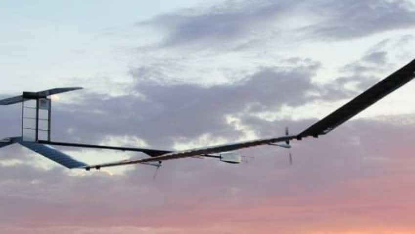 This Airbus aircraft Zephyr can stay aloft for 14 days without landing!