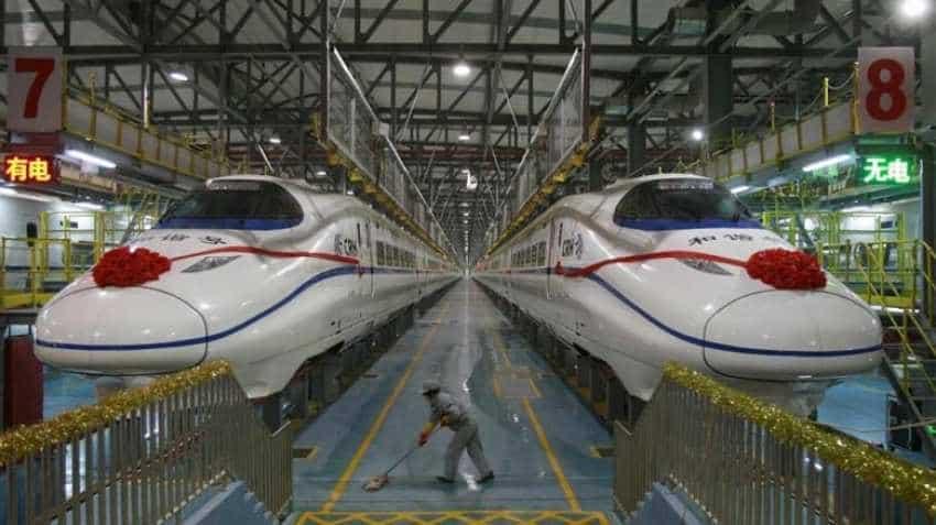 Ahmedabad-Mumbai bullet train: BEML awaiting clarity on coaches