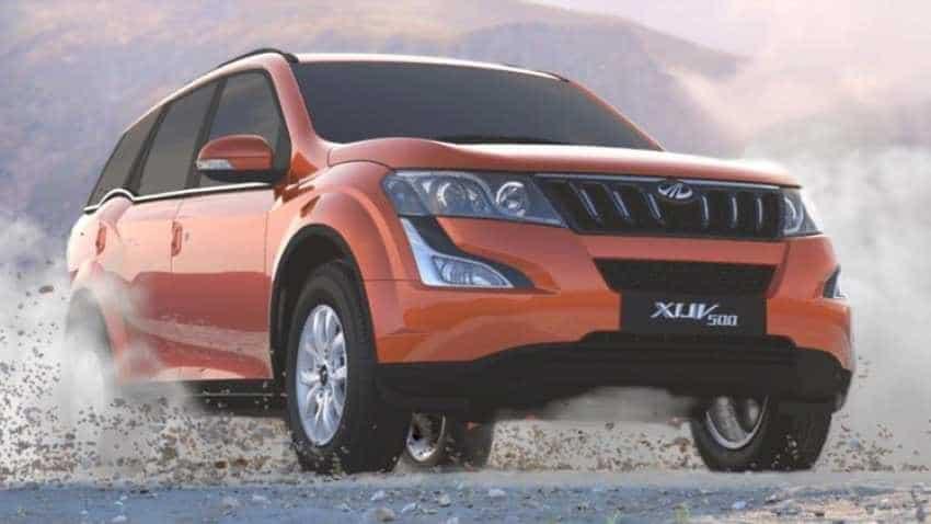 Mahindra & Mahindra July sales up by 13%; Mahindra Marazzo to be launched next month