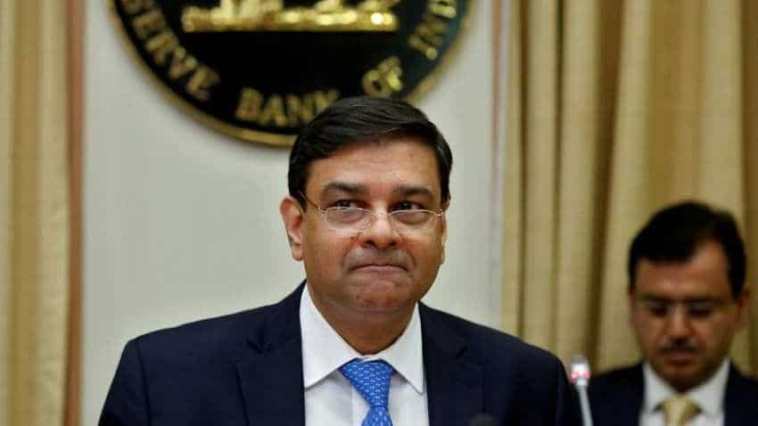 Urjit Patel led RBI cites risk factors, aims to contain inflation