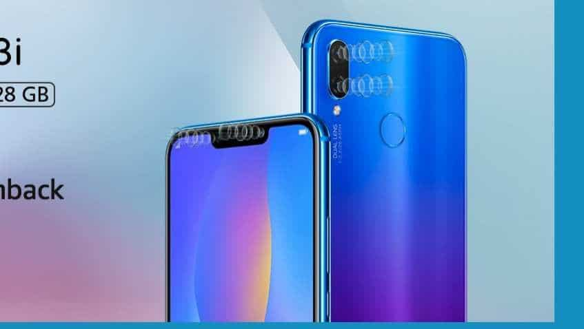 New Huawei smartphone to hit India soon; Guess what! It's not Honor P20; pre-booking begins on Amazon