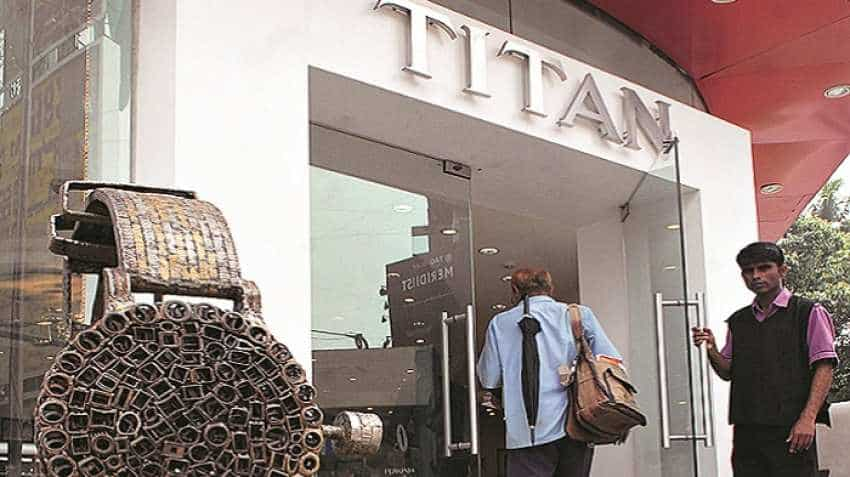 Titan Q1 net up 31% to Rs 349.17 crore