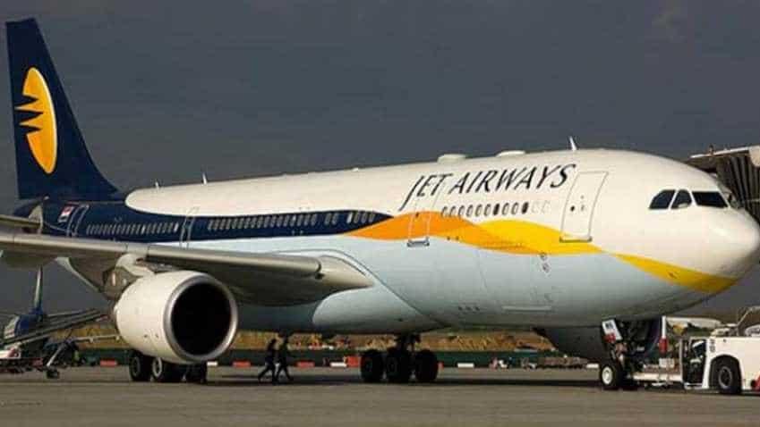 Jet Airways share price slumps; airline blasts malicious reports
