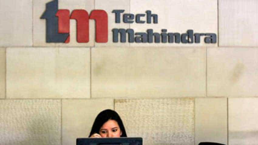 Tech Mahindra may hire 4,000 freshers in next 3 quarters