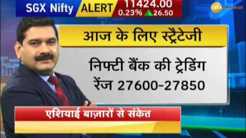 Anil Singhvi's Market Strategy August 6: Market is positive; HDFC AMC is stock of the day