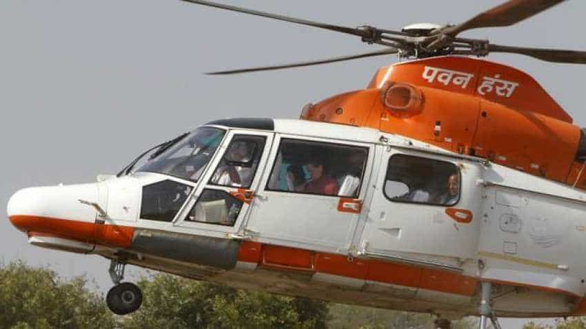 Pawan Hans disinvestment: Centre to put 100% stake up for sale