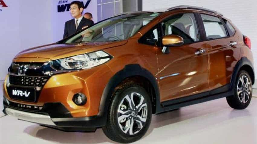 Honda WR-V Alive priced at Rs 8.02 lakh launched in India