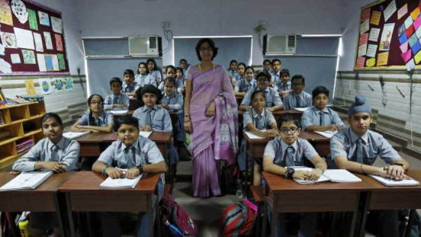 """India has a """"fabulous"""" teacher-student ratio: HRD ministry official"""
