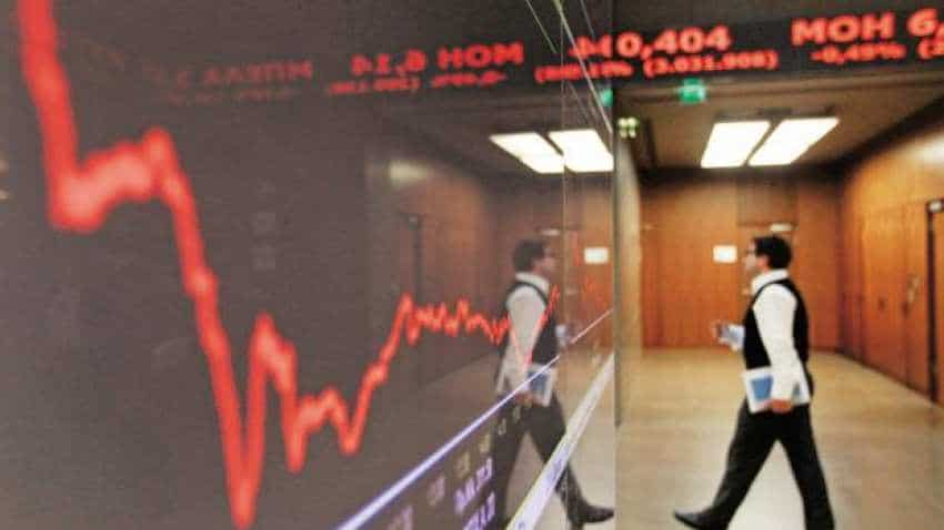Sensex closes flat as energy and healthcare stocks weigh;  Tata Steel, Asian Paint offset losses