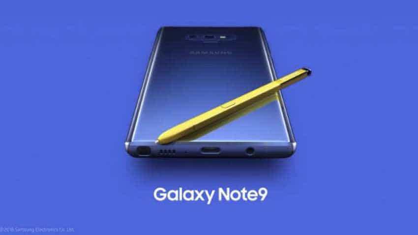 Samsung Galaxy Note 9 flagship smartphone to be launched today: All you want to know