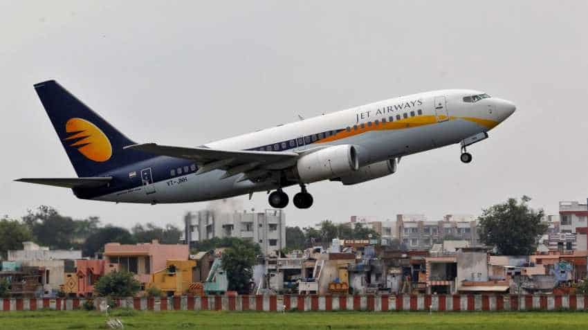 Jet Airways stock slumps by 13.3% to 3-year low at Rs 261.60