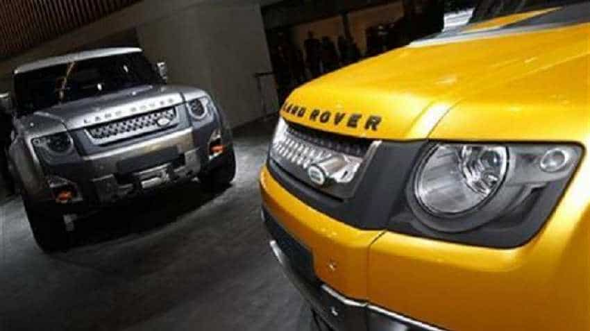 Jaguar Land Rover July sales down 21.6% at 36,144 units