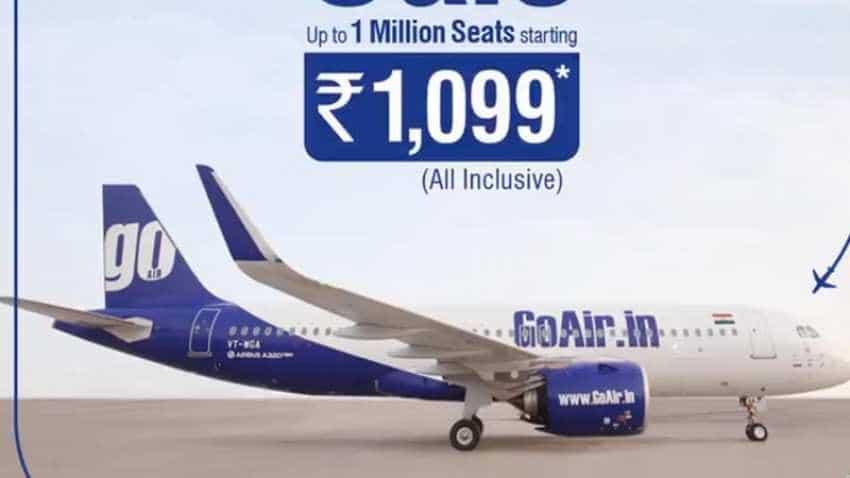 GoAir 'Gr8 Festival Sale': Get air tickets for as low as Rs 1,099