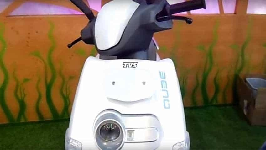 TVS hybrid scooter iQube set for August 23 launch; know top features, expected price
