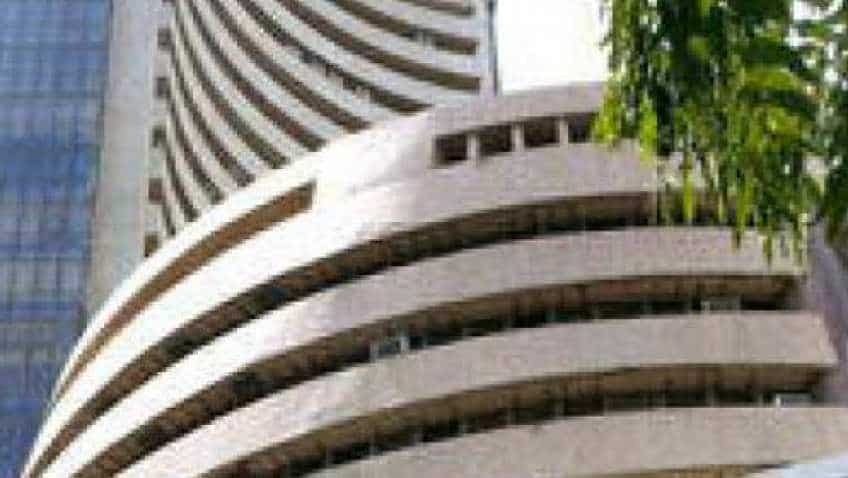Sensex down 224 points, Nifty50 settles at 11,356 on global cues, falling bank stocks