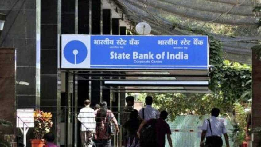 SBI shares continue to fall; down over 3 pc