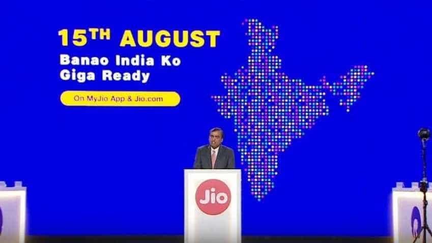 Reliance Jio Diwali bash! Jio GigaFiber broadband internet at just Rs 500? Details here