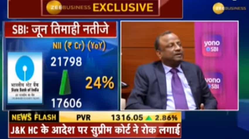 Profit hit by depreciation of the value of government bonds: Rajnish Kumar, Chairman, SBI