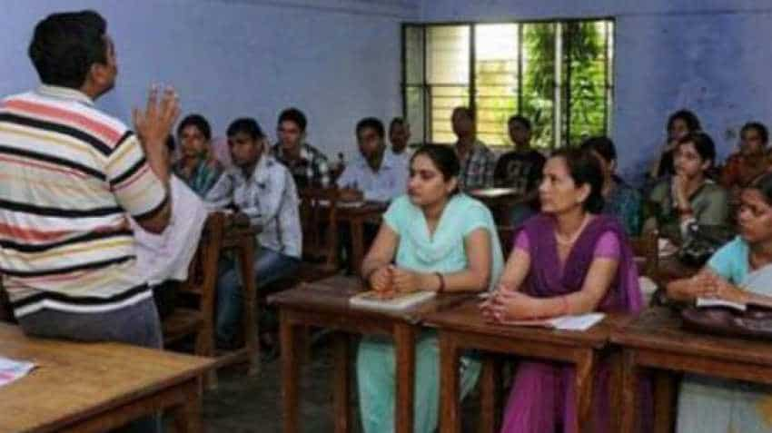 Recruitment 2018: 38% of 1.2 lakh aspirants clear UP assistant teachers' exam