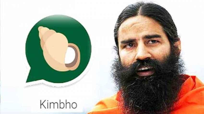 Kimbho is back! Baba Ramdev's Patanjali set to officially take on WhatsApp; details here