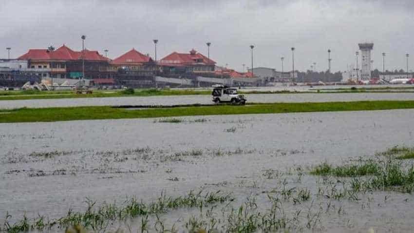 Kochi airport update: Flight operations suspended till Monday; Air India, IndiGo, SpiceJet, Vistara cancel flights