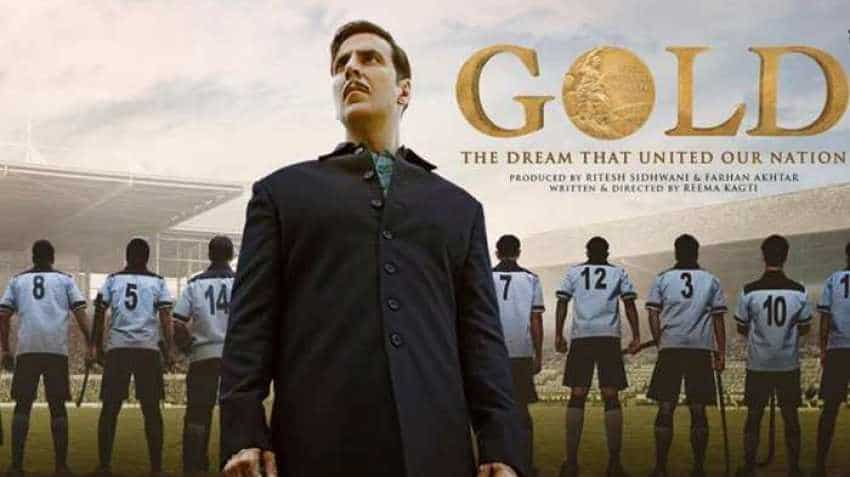 Gold Box Office Collection Day 1: Akshay Kumar starrer grabs whopping Rs 25.25 crore
