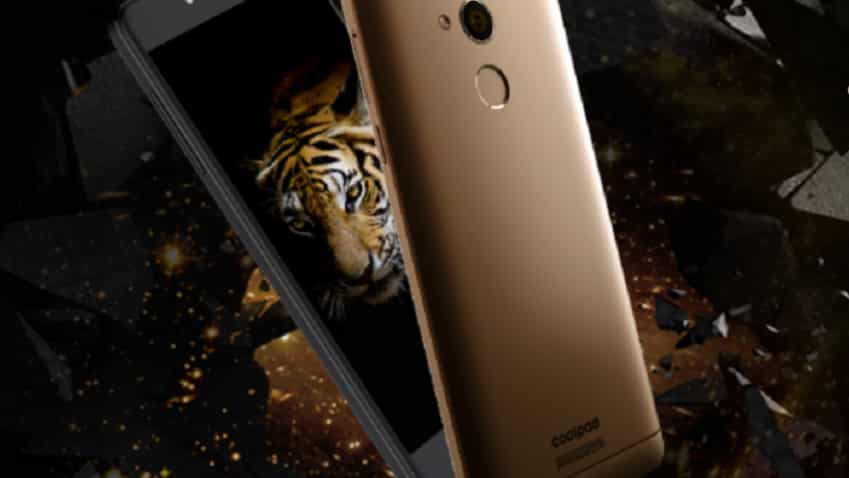 Coolpad's budget smartphone with 18:9 display in India