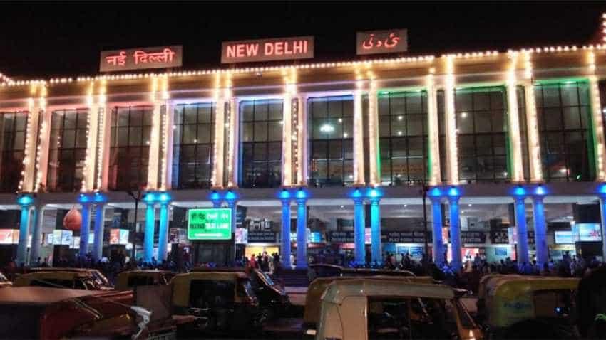Indian Railways to make reaching New Delhi Railway Station a happy affair soon; here's how