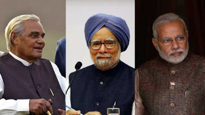 Vajpayee, Manmohan to Modi: Interesting numbers behind GDP slugfest