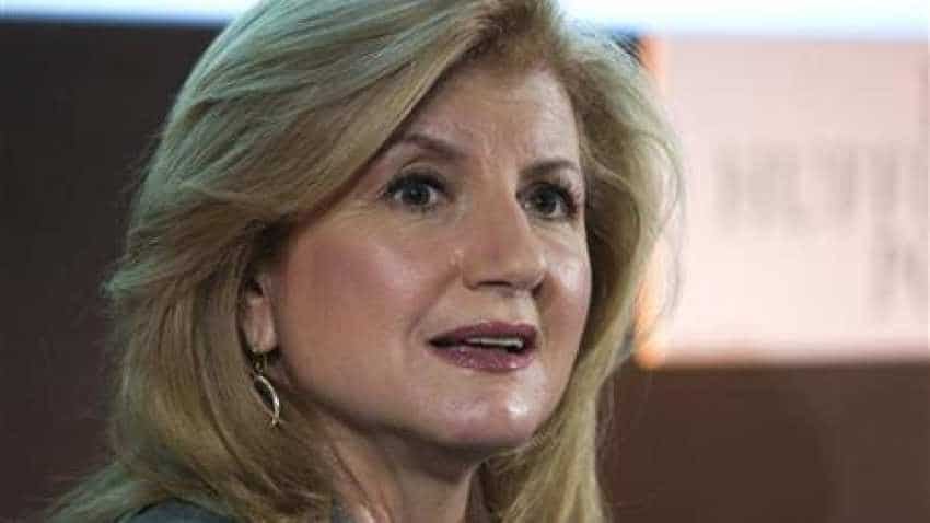 Ariana Huffington interview: 'Indian traditions, practices basis for many tools and strategies of Thrive Global'
