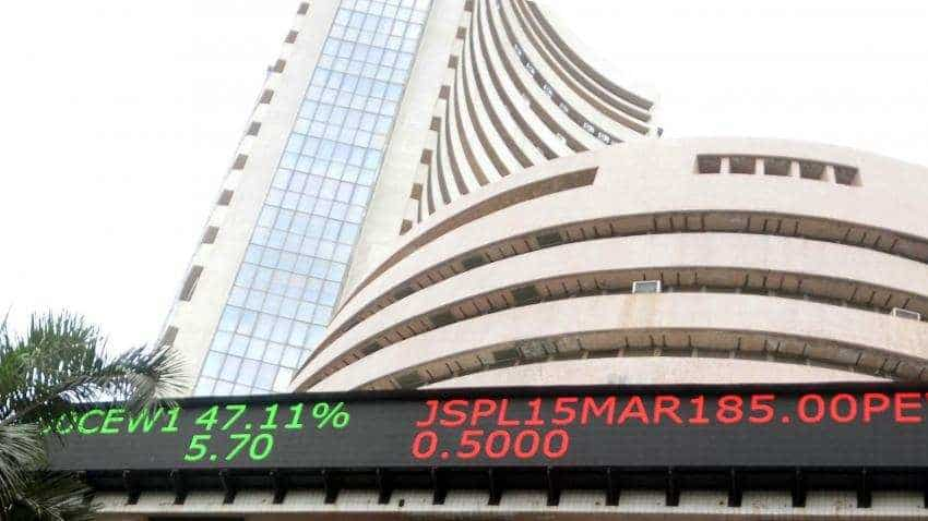 Sensex, Nifty hit highs; L&T gains on buyback proposal