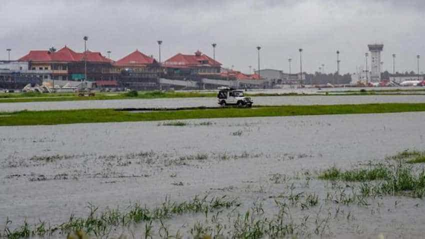 Kochi airport shut, Air India arm Alliance Air, commences flights from naval air base in city